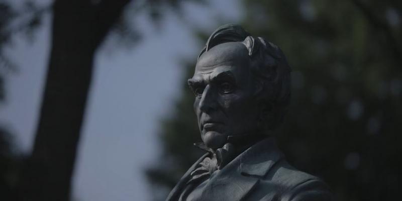 Daniel Webster Bust